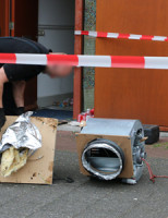 21 mei Hennepkwekerij in woning ontmanteld Laan van Wateringse Veld Den Haag
