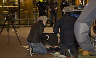9 januari Steekpartij op Bogaardplein Rijswijk