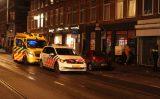 25 april Man zorgt voor flinke onrust bij café Paul Krugerlaan Den Haag