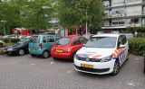 24 juni Brand in aanleunwoningen Prelude Chopinlaan Delft