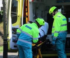 1 maart Bouwvakker gewond na val van hoogte Julianastraat Wateringen