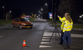 13 januari Meerdere gewonden bij aanrijding Kruithuisweg Delft