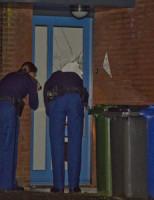 15 januari Aanhouding na poging inbraak Dokter A.M. van de Poellaan Den Hoorn