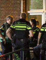 25 juni Flinke politie inzet door onrust in jeugdinrichting Monsterseweg Den Haag