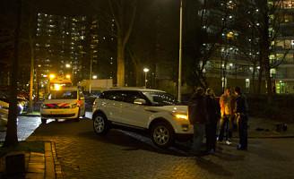 22 januari Gewonde bij aanrijding Diepenbrockstraat Delft