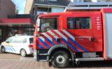 21 maart Vreemde lucht in magazijn van winkel Burgermeester Boerstraat Zevenhuizen