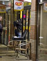 23 januari Aanhouding na mislukte overval Steenvoordelaan Rijswijk