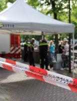 17 mei Stoffelijk overschot aangetroffen in water Groenewegje Den Haag
