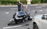 25 juni Twee gewonden na aanrijding Waldorpstraat Den Haag