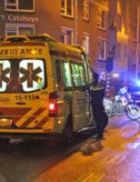 14 oktober Voetgangster flink gewond na aanrijding met auto Parallelweg Den Haag [VIDEO]