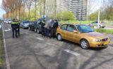 28 april Kop-staart aanrijding tussen vier voertuigen Prinses Beatrixlaan Rijswijk