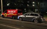 27 juni Bestuurder ramt geparkeerde auto Dedemsvaartweg Den Haag