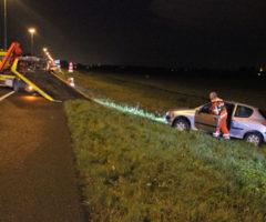 20 oktober Vrouw aangehouden na rijden zonder rijbewijs A20 Maasland