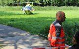 14 augustus Man valt bij plukken van appels achter boerderij Poeldijkseweg Den Haag