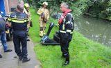 17 augustus Gestolen scootmobiel aangetroffen in sloot Gerbrandystraat Naaldwijk