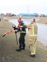 2 maart Kinderfietsje veroorzaakt grote brandweerinzet Heernesse Den Hoorn