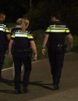 18 augustus Aanhouding na ongeluk Poeldijkseweg Den Haag