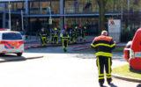 1 mei Veel rookontwikkeling bij brand op dak Marriott Hotel Johan de Wittlaan Den Haag