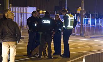 20 februari Overval op Copie-sjop Westvest Delft