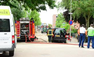 16 juni Meerdere woningen ontruimd na gaslek Bodegraven