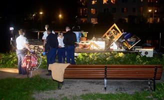 1 september Aanvaring met letsel Cromvlietkade Rijswijk