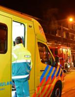 11 december Uitslaande brand Driebergenstraat Den Haag