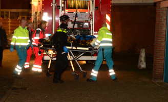 23 deceber Man gewond na ontploffen vuurwerkbom Zoetermeer