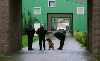 21 december Poging overval op automobilist Koxwater Den Haag