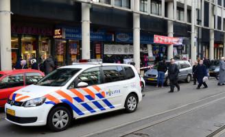 25 december Vechtpartij in winkel Hobbemastraat Den Haag