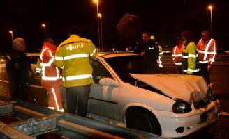9 januari Verdachte inbraak na kilometerslange achtervolging aangehouden Bleiswijk
