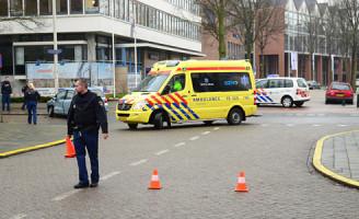 20 februari Gewonde bij aanrijding Thorbeckelaan Den Haag