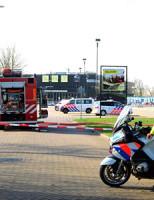16 maart Brand in partycentrum El Sultana Van der Hagenstraat Zoetermeer