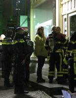 7 Maart 12 personen nagekeken in ambulance's na CO melding Markt Delft