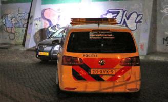 9 december Woninginbreker betrapt en slaat op de vlucht Delft
