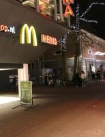 14 december Valse melding overval op Mac Donalds Delft