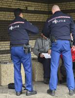 27 januari Licht gewonde na aanrijding Surinamestraat Leiden