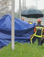 6 april Stoffelijk overschot aangetroffen in water Kanaalpad Rijnsburg