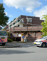 26 september Steekpartij in parkeergarage Winkelcentrum 'Het Winkelhof' Leiderdorp