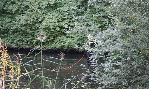 Mogelijk Persoon te Water Robijnhorst - Diamanthorst Den Haag (3)