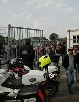 Arrestatieteam ingezet bij zoektocht naar man met wapen ROC mondriaan Brasserskade (update)