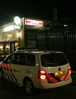Overval op Chinees restaurant Bartokpad