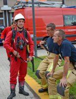 10 augustus Ammoniumsulfide vrijgekomen in het Westeinde ziekenhuis Den Haag