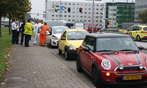 Ongeval Loire Den Haag (2)