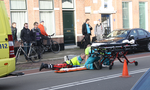 Ongeval Parkweg Voorburg (2)