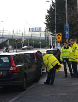 23 februari Gewonde bij aanrijding Parkweg Voorburg