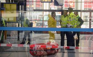 13 september Man (19) overleden aangetroffen op station