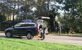 28 oktober Vermoedelijke overvaller Aegonplein aangehouden Den Haag