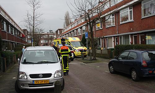 Overval De Bullstraat Den Haag (2)