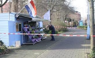 23 februari Overval op bloemenkiosk Hofzichtlaan Voorburg