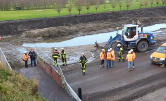19 december Fietsbrug over A4 ingestort Schipluiden